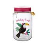 Toucan Holiday Fund Money Jar