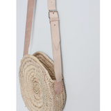 Mykonos Crossbody Basket Bag - Small