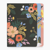 Rifle Paper Notebook Set of 3