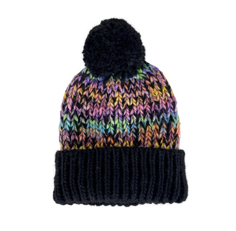 Dory Knitted Mulitcolour Hat