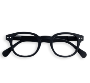 Izipizi Glasses - Black, #C