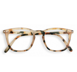 Izipizi Glasses - Light Tortoise, #E