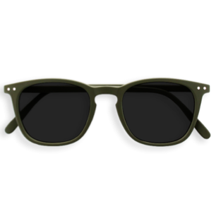 Izipizi Sunglasses - Kaki Green, #E
