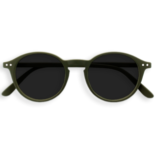 Izipizi Sunglasses - Kaki Green, #D