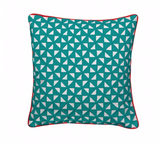 Kites Cushion Teal