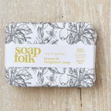 Soap Folk - Lemon & Bergamot