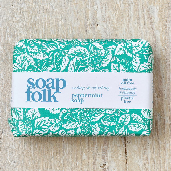 Soap Folk - Peppermint