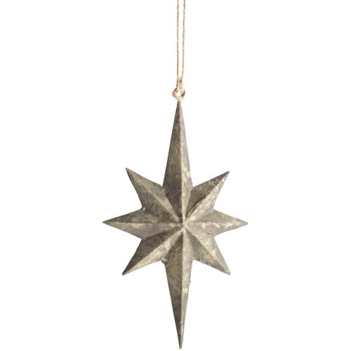 Vintage Star Decoration