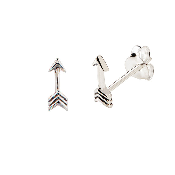JUULRY Silver Arrow Studs