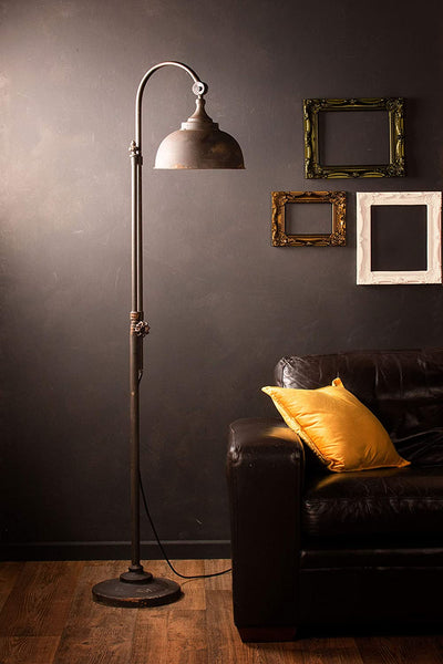 Industrial Style Floor Lamp