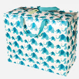 Jumbo Storage Bag - Elephants