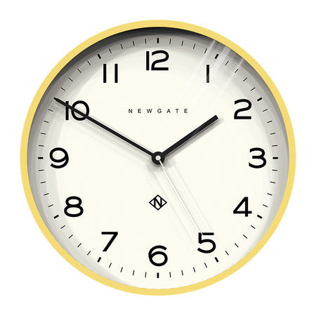 Newgate Yellow Clock