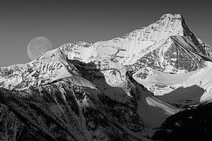 """MOONSET"" PRINT FOR AUCTION AT MOUNTAIN OF HOPE GALA"