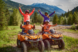 Toby Creek Adventures - Teryx & Outlander Photo Shoot