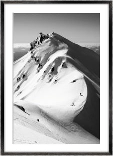Pinnacle Ridge Framed (black)