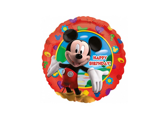 Mickeys Clubhouse Birthday - 18 inch - Anagram