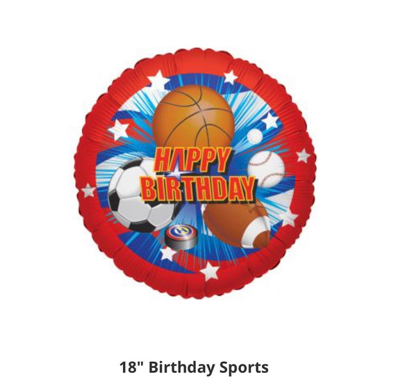Happy Birthday Sport