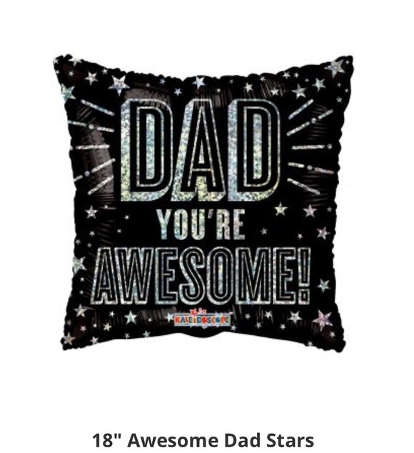 Awesome dad star