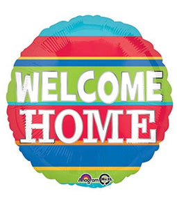 Welcome home Colorful