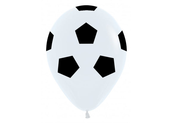 R12 - Soccer Ball - White