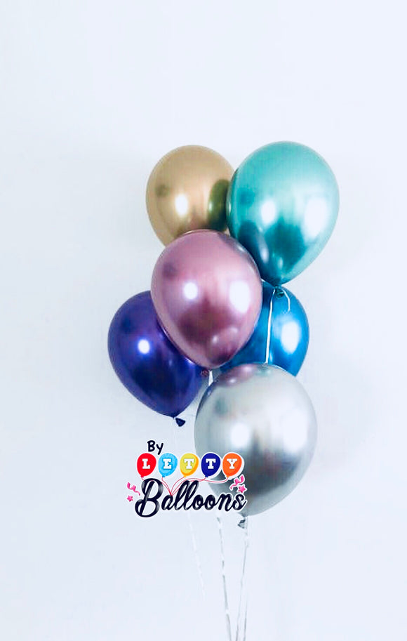 Balloon Chrome