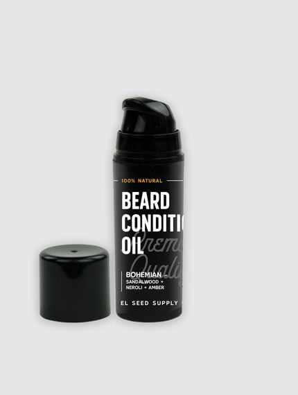 Bohemian Beard Oil - No. 026