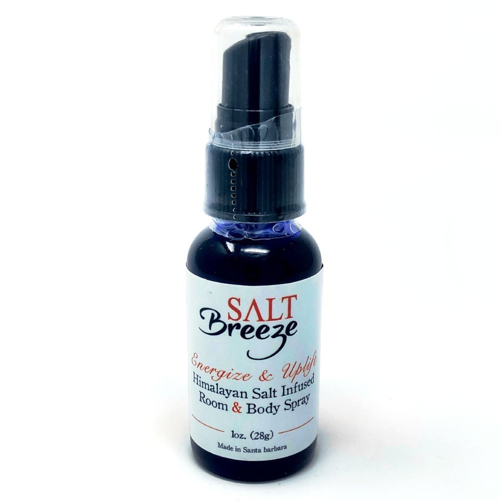Room and Body Spray Himalayan Salt Infused
