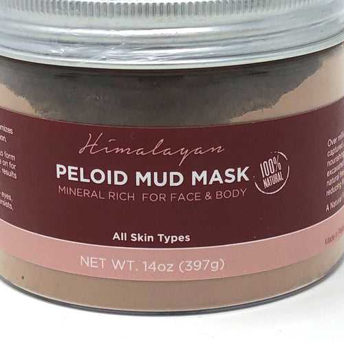 Pelloid mud mask