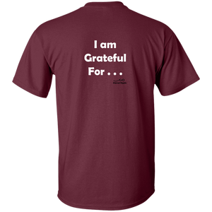 I am Grateful - Mirror Collection T-Shirt
