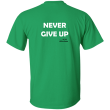 I Will Never Give Up - Mirror Collection T-Shirt