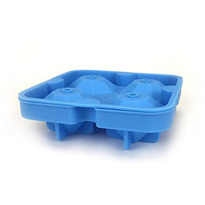 Diamond-Shaped Ice Cube Tray - KSuitya