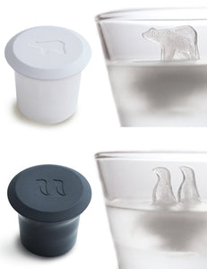 Penguin and Polar Bear Ice Trays Maker - KSuitya