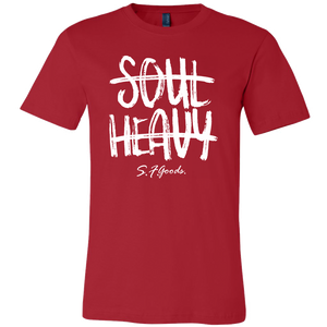 SOUL HEAVY | 100% Cotton T-Shirt