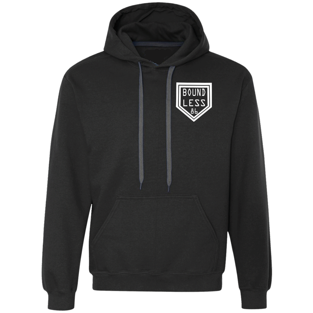 Boundless Left Icon | Pullover Hoodie