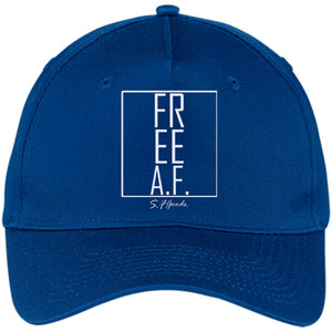 FREEAF Free A.F. | Five Panel Twill Cap