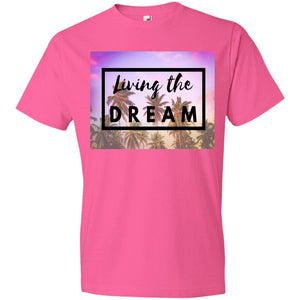 Living the Dream | 100% Cotton T-Shirt