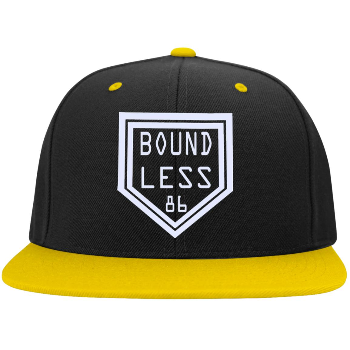 Boundless  | High-Profile Snapback Hat