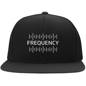 Frequency  | High-Profile Snapback Hat