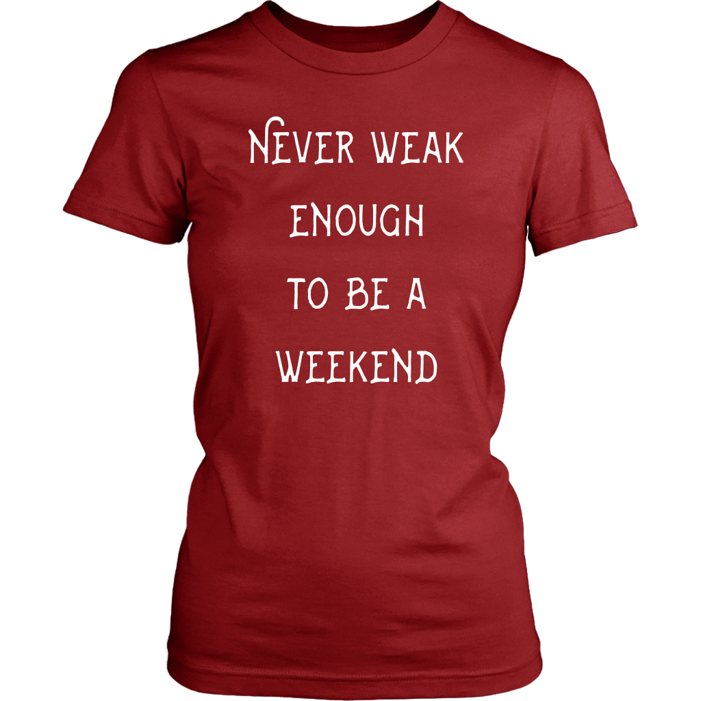Weekend | Ladies' Fitted T-Shirt