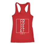 Free A.F. | Ladies Ideal Racer-Back Tank