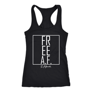 Free A.F. | Ladies Ideal Racer-Back Tan
