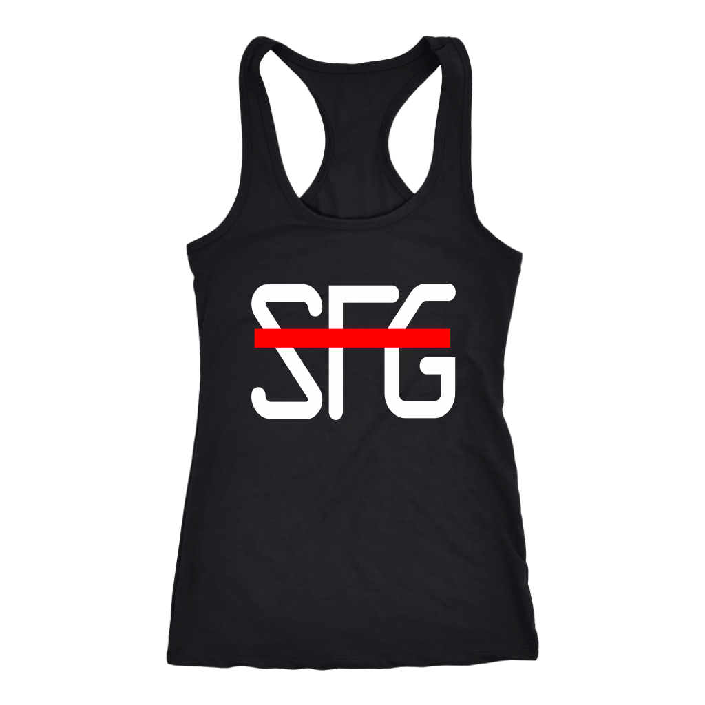 SFG | Ladies Ideal Racer-Back Tank
