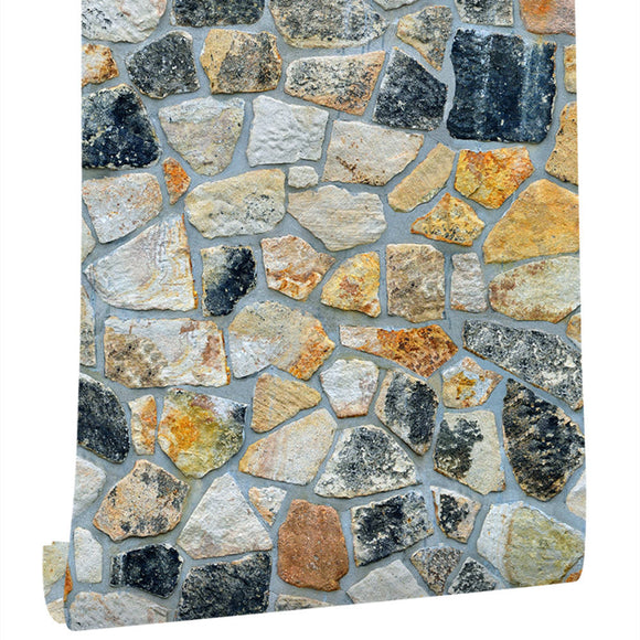 Stone Peel And Stick Wallpaper Decoration Stone Wallpaper