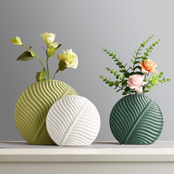 Nordic Decoration Home Ceramic Vases