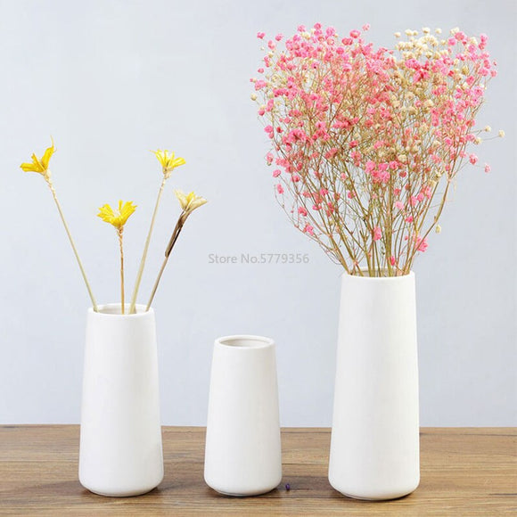 Ceramic Flower Vase Flower Pot