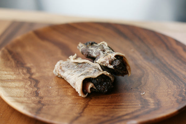 Lamb Tripe & Water Buffalo Roll (4pcs)