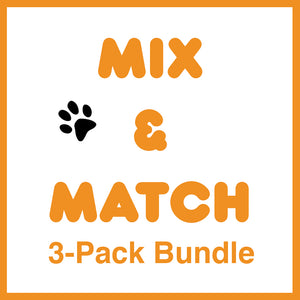 Mix and Match 3-Pack Bundle