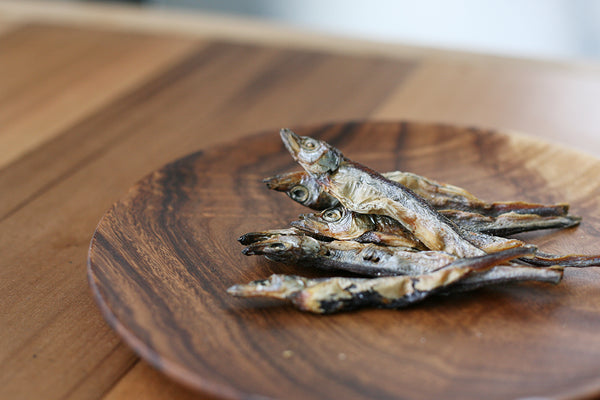 Capelin with Roe