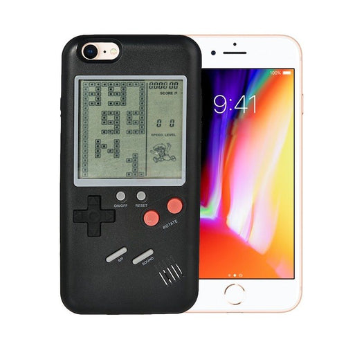 Tetris iPhone Gaming Case