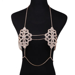 Body Chain Bra | 2 Colours